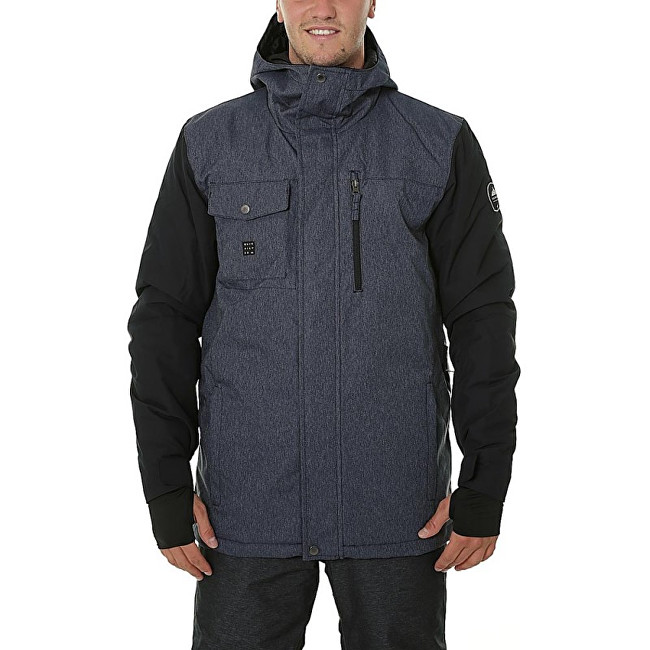 Quiksilver Mission Deni Dress Blues EQYTJ03193-BTK0 XL