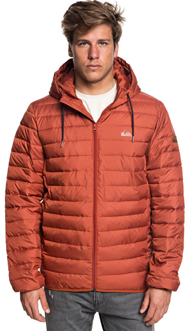 Quiksilver Jacket Scaly Barn Red EQYJK03418-RQJ0 L
