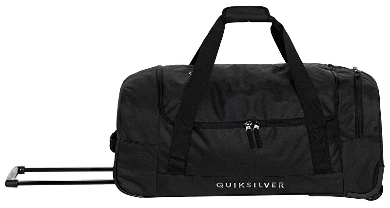 Quiksilver Cestovní taška New Centurion Black EQYBL03141-KVJW