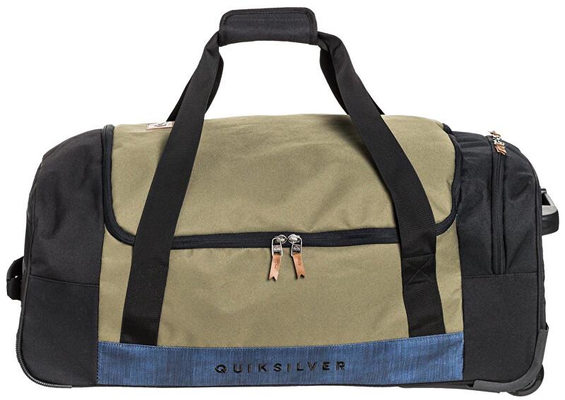 Quiksilver Cestovná taška New Centurion Burn t Olive EQYBL03177 -GPZ0