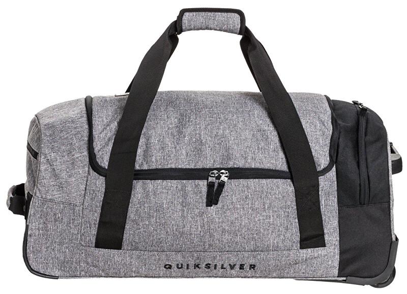 Quiksilver Cestovná taška New Centurion Light Grey Heather EQYBL03177 -SGRH