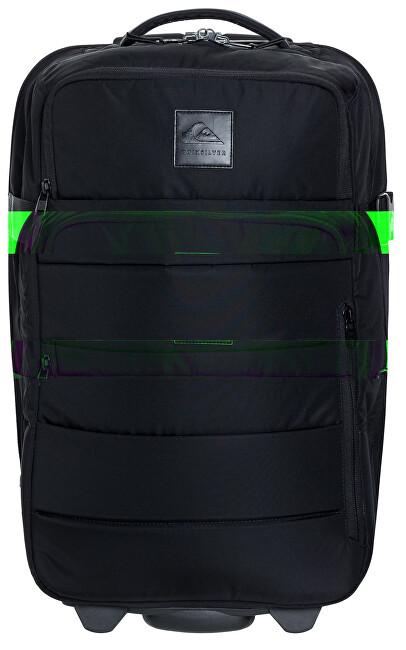Quiksilver Cestovná taška New Horizon Black EQYBL03170-KVJ0