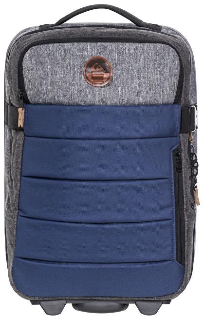Quiksilver Cestovní taška New Horizon Medieval Blue Heather EQYBL03140-BTEH