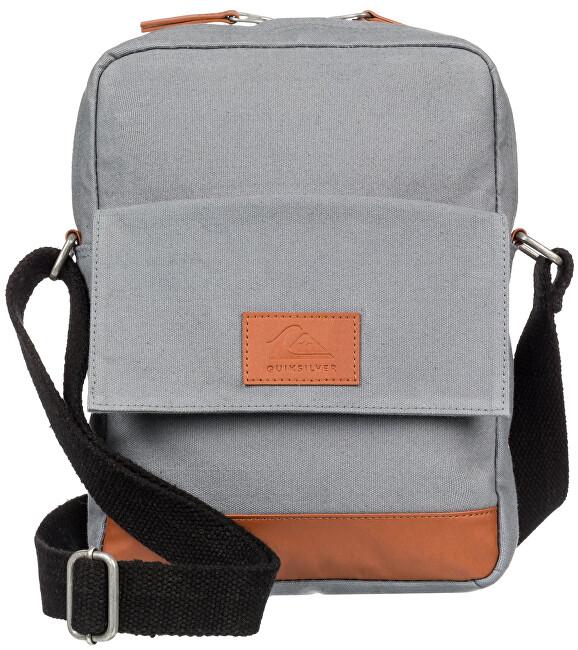 Quiksilver Pánska crossobody taška Premium Magic al Xl Quiet Shade EQYBA03130 -KZE0
