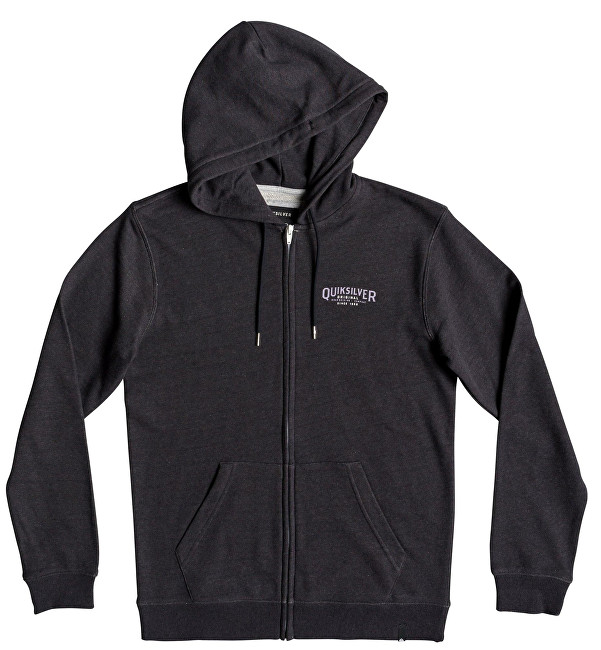 Quiksilver Hoodie X Comp Elite Dark Grey Heather EQYFT03925-KRPH XXL