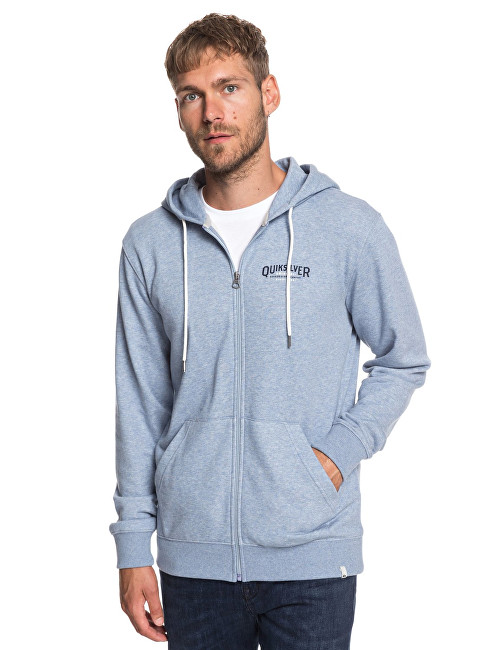 Quiksilver Pánská mikina X Comp Elite Stone Wash Heather EQYFT03925BKJH XL