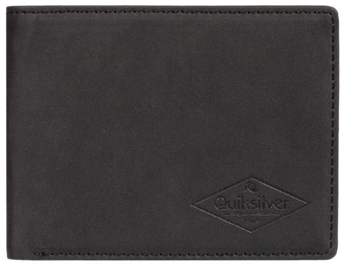Quiksilver Pánska peňaženka Slim Vintage III Black EQYAA03848-KVJ0