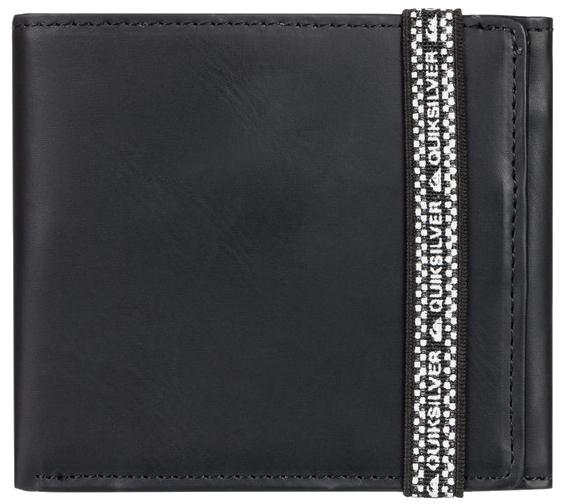 Quiksilver Pánska peňaženka Taperer Black EQYAA03907-KVJ0