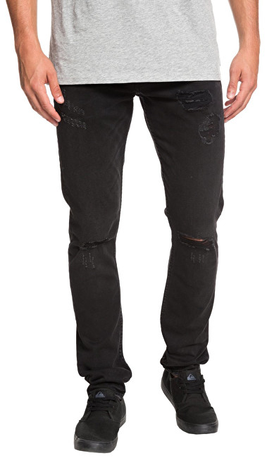 Quiksilver Men´s Jeans Distorsion Stranger Black EQYDP03384-KTA0 33/32
