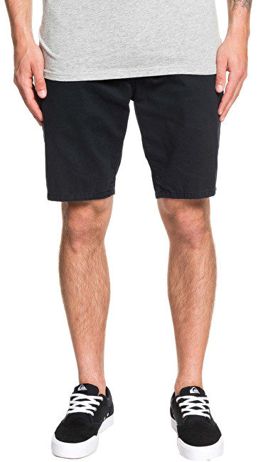 Quiksilver Pantaloni scurți pentru bărbați  Everyday Chino Light Short Black EQYWS03468-KVJ0 33