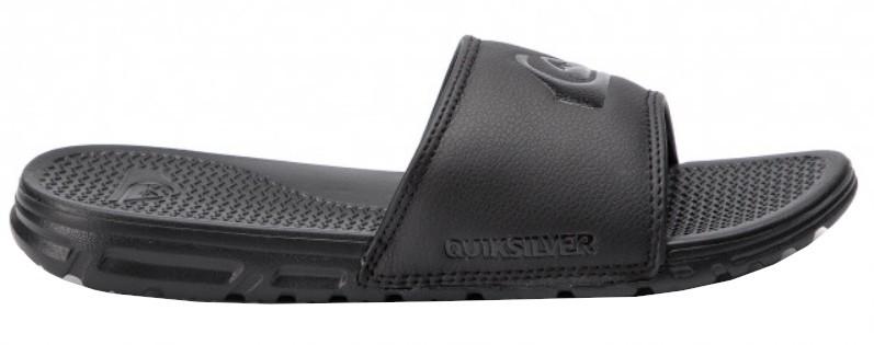 Quiksilver Pantofi pentru bărbați Shoreline Black / Black / Grey AQYL100885-XKKS 46