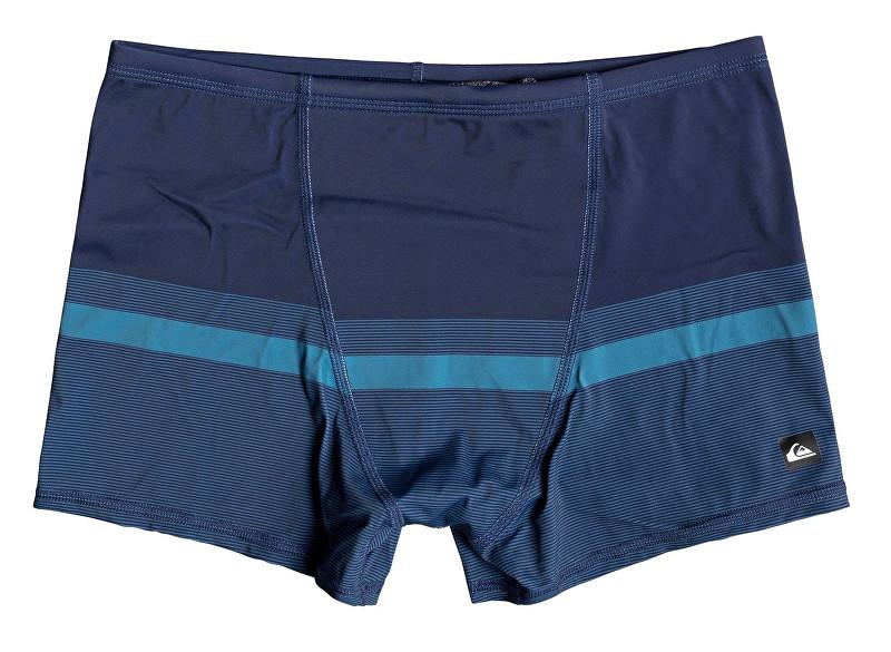 Quiksilver Costum de baie pentru bărbați Mapool Stripes Medieval Blue EQYS503020-BTE6 XL