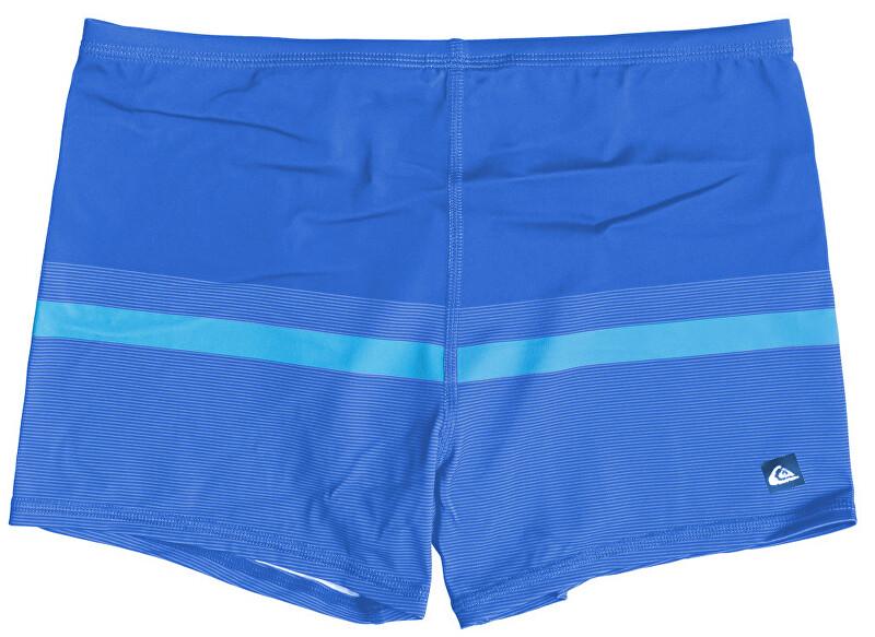Quiksilver Pánske plavky Mapool Stripes Medieval Blue EQYS503020-BTE6 M