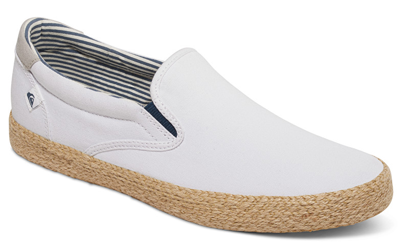 Quiksilver Adidași bărbați Shorebreak Slip-on Esp White/White/Brown AQYS300056-XWWC 45