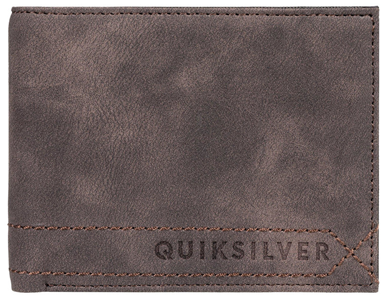 Quiksilver Wallet Stitchy Wallet V Chocolate Brown EQYAA03775-CSD0