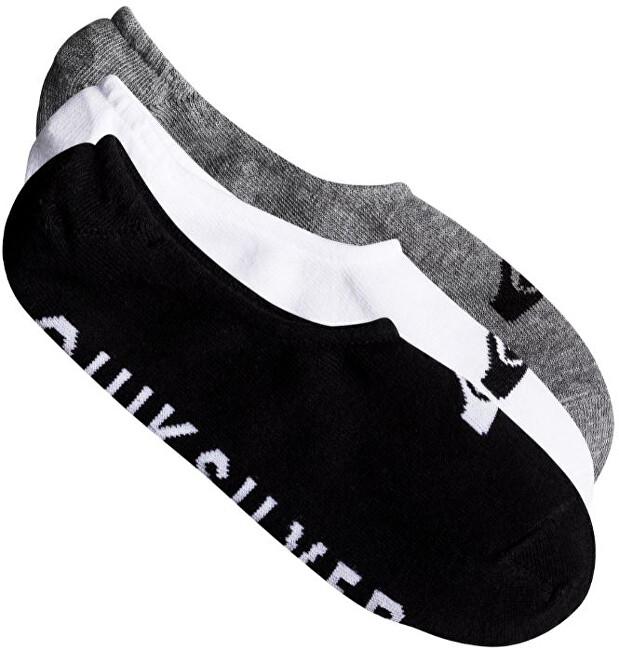 Quiksilver Sada pánských ponožek 3 Liner Pack Assorted EQYAA03668-AST 40-45
