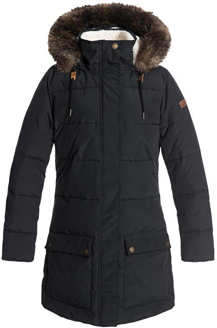 Roxy Dámska bunda Ellie True Black ERJJK03239-KVJ0 M