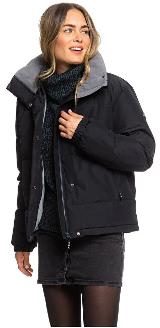 Roxy Jacket Hanna Jk True Black ERJJK03287-KVJ0 S