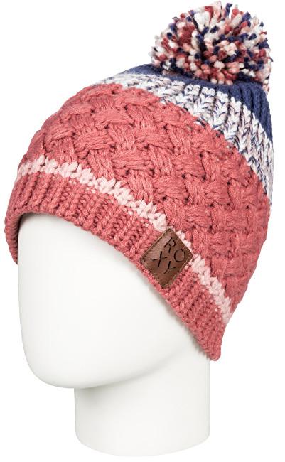 Roxy Dámska čiapka Hailey Beanie Dusty Cedar ERJHA03410-MMR0