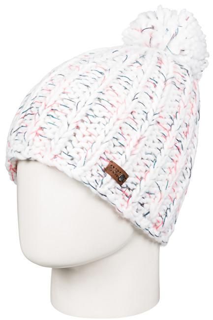 Roxy Dámská čepice Nola Beanie Bright White ERJHA03263-WBB0