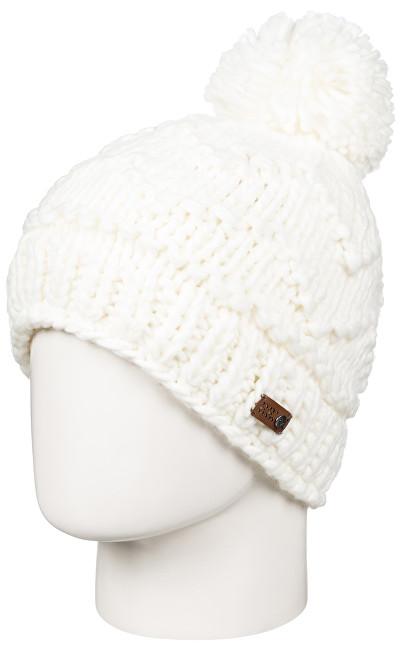 b6f0d97a18a8 Roxy Dámská čepice Winter Beanie Bright White ERJHA03274-WBB0