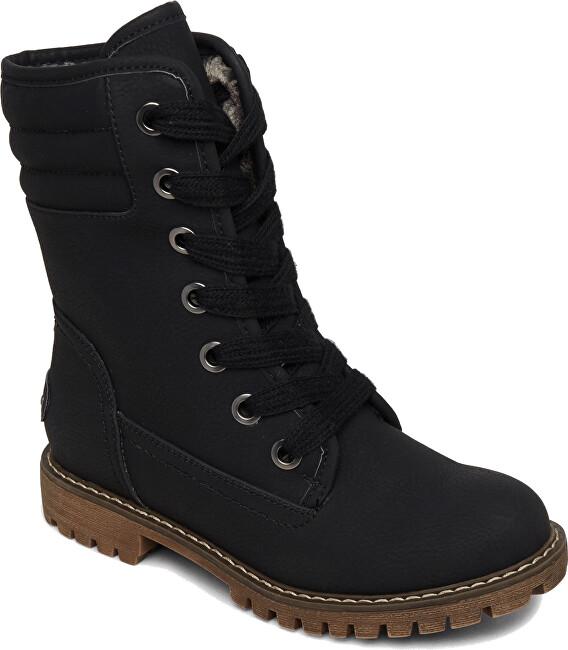 Roxy Dámske členkové topánky Aldean ARJB700636-BLK 38
