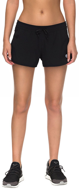 Roxy Dámske fitness šortky All In Time Short Anthracite ERJNS03150-KVJ0 XS