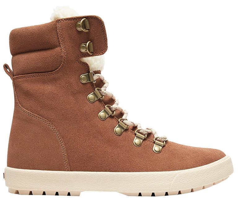 e988e405c7f5 Roxy Dámske členkové topánky Anderson Brown ARJB700556-BRN 41