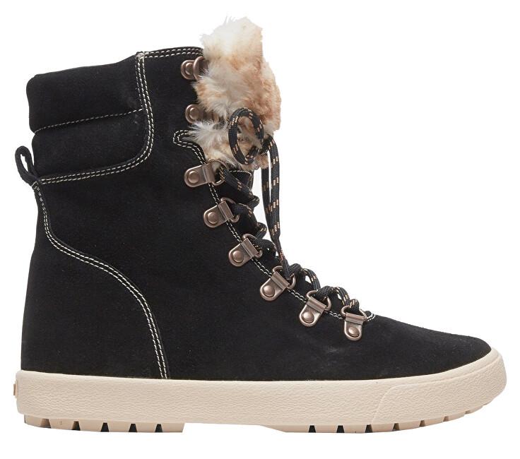 Roxy Dámske členkové topánky Anderson II Black ARJB700630-BLK 37