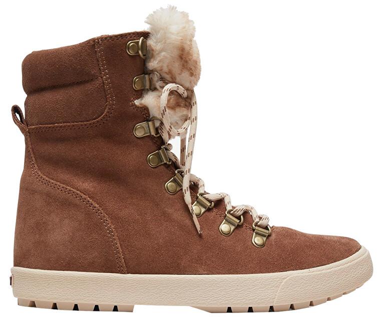 Roxy Dámske členkové topánky Anderson II Brown ARJB700630-BRN 39