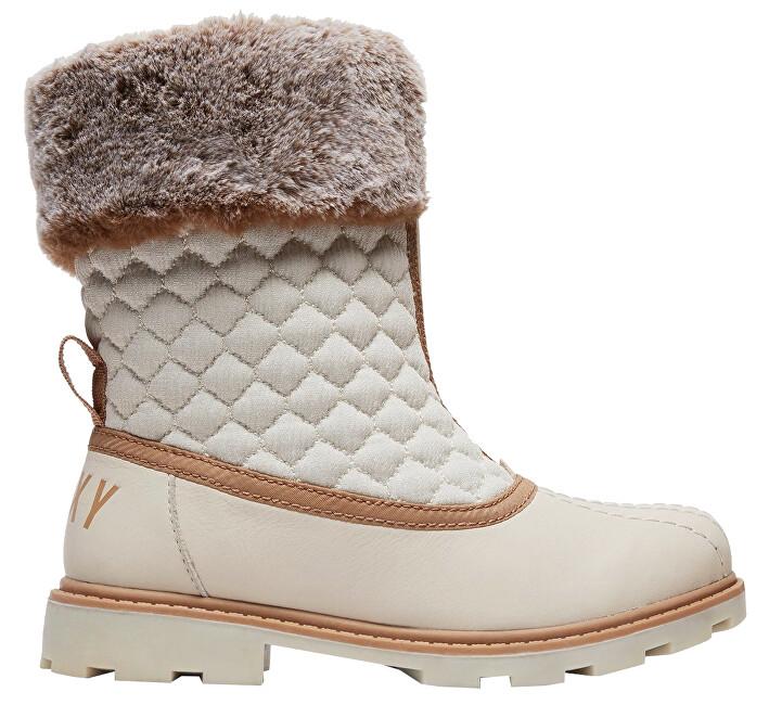 Roxy Dámske členkové topánky Kimi Taupe ARJB700626-TAU 38
