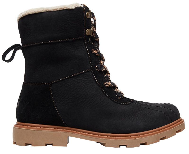Roxy Dámske členkové topánky Meisa Black ARJB700628-BLK 38