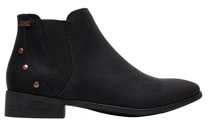 Roxy Dámske členkové topánky Yates Black ARJB700609-BLK 37
