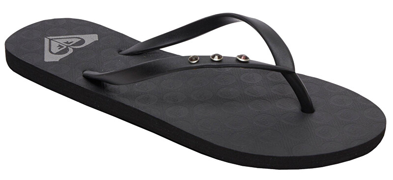 Roxy Dámske žabky Viva Glitz II Black ARJL100680-BL0 40