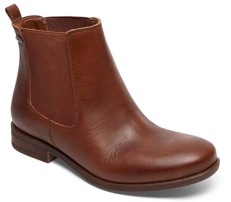 Roxy Členkové topánky Diaz Dark Brown ARJB700542-DBR 40