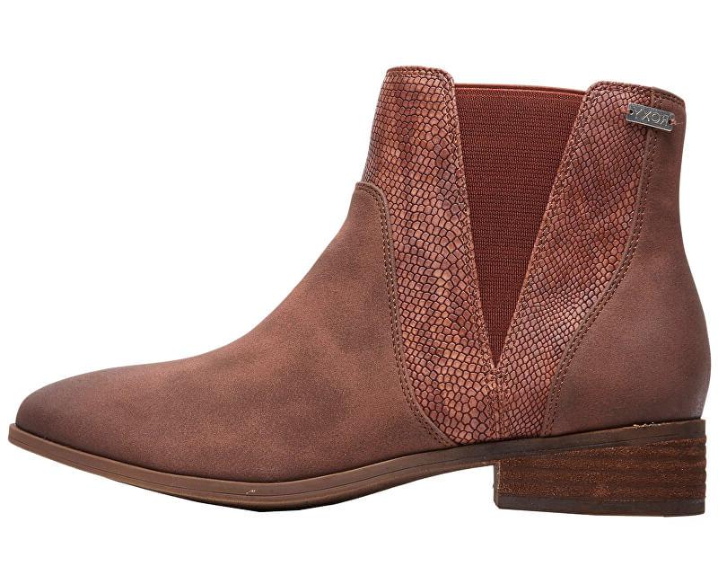 Roxy Členkové topánky Linn Brown ARJB700592-BRN 39