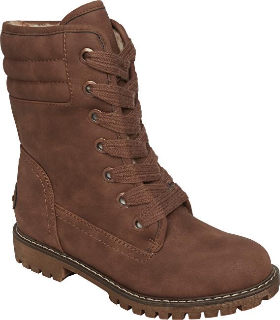 Roxy Dámske členkové topánky Aldean ARJB700636-BRN 38