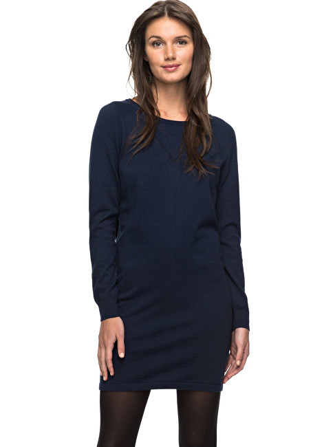 Roxy Šaty Winter Story Dress Blues Heather ERJKD03139-BTKH L