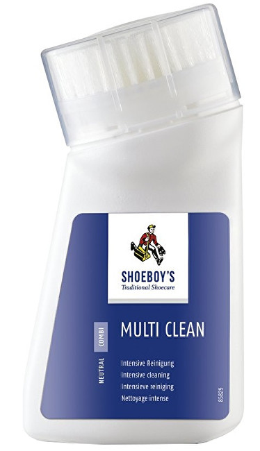 Shoeboy´s Textil és cipőtisztítóMulti Clean 75 ml