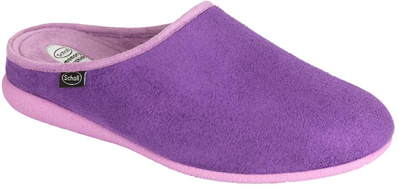 Scholl Dámske šľapky Chika Memory Cushion Purple/Lilac F267442116 37
