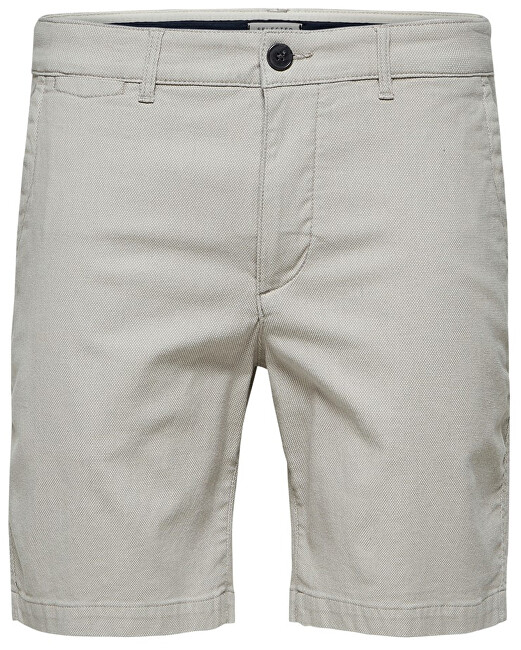 SELECTED HOMME Pánske kraťasy Straight-Chris Shorts W Camp Moonstruck S
