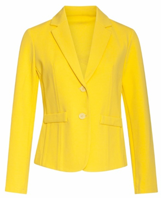 Smashed Lemon Dámske sako Yellow 18321/05 S