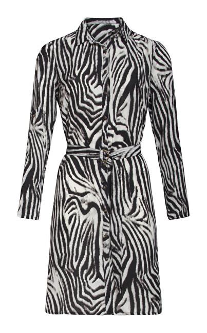 Smashed Lemon Dámské šaty 20006 Zebra XL