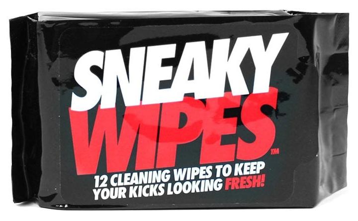 SNEAKY Čistící ubrousky na obuv Sneaky Wipes