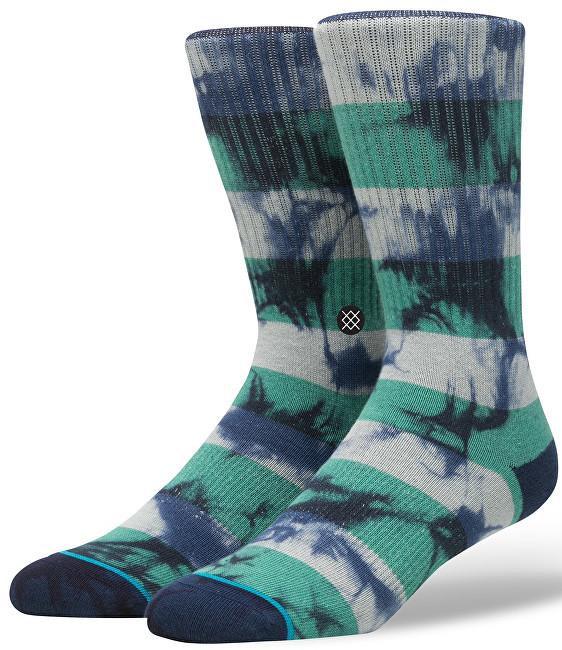 Stance Pánské ponožky Wells M526B16WEL-GRN 38-42