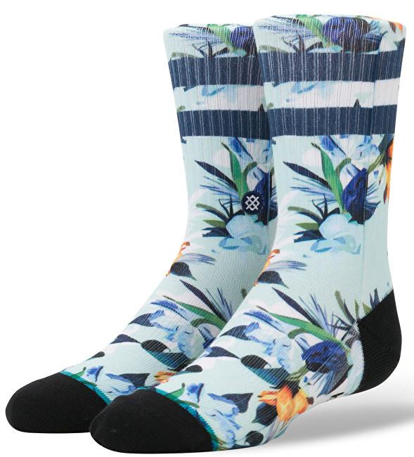 Stance Pánské ponožky Wipeout Blue M556D17WIP-BLU 43-46