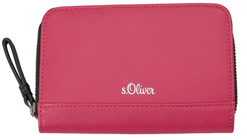 s.Oliver Dámská peněženka 39.812.93.5640.4437 Cardinal Pink