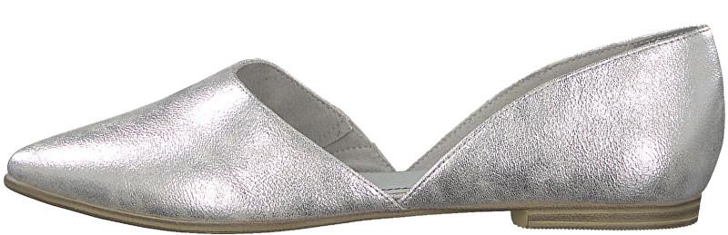 s.Oliver Femeile Ballerinas Silver 5-5-24210-22-941 37