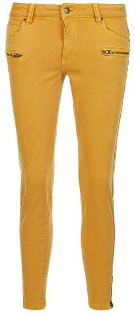 s.Oliver Pantaloni pentru femei 14.903.76.4307.1390 Pure Yellow 38