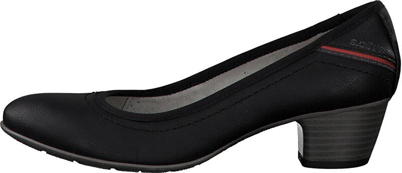 s.Oliver Női alkalmi cipő Black 5-5-22301-34-001 41